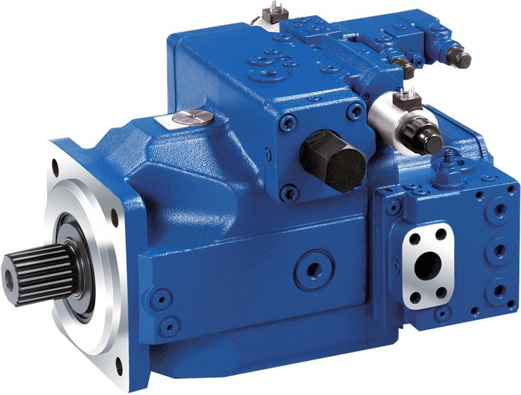 A7VO80DRS/63R-MSC67-ES Original import Rexroth Axial plunger pump A7VO Series