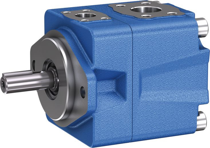 Original Original import R900771631	PV7-1X/100-118RE07MD0-16-A427 Rexroth PV7 series Vane Pump